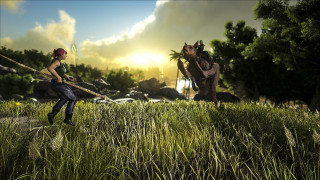 Скриншот ARK: Survival Evolved