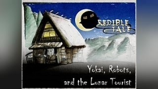 Скриншоты Credible Tale of Yokai, Robots & the Lunar Tourist / Картинка 65
