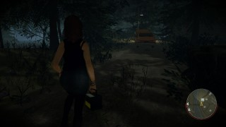 Скриншоты Friday the 13th: The Game / Картинка 70