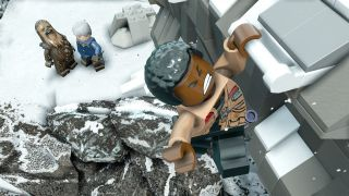 Скриншоты LEGO Star Wars: The Force Awakens - Poe's Quest For Survival / Картинка 65