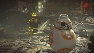 Скриншоты LEGO Star Wars: The Force Awakens - Poe's Quest For Survival / Картинка 66