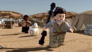 Скриншоты LEGO Star Wars: The Force Awakens - Poe's Quest For Survival / Картинка 68