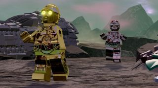 Скриншоты LEGO Star Wars: The Force Awakens - Poe's Quest For Survival / Картинка 70