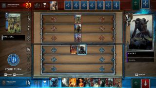 Скриншоты Gwent: The Witcher Card Game / Картинка 22