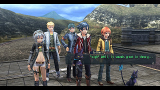 Скриншоты Legend of Heroes: Trails of Cold Steel 2 / Картинка 68