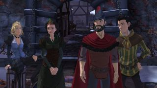 Скриншоты King's Quest: Chapter 4 - Snow Place Like Home / Картинка 61