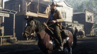 Скриншоты Red Dead Redemption 2 / Картинка 65