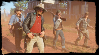 Скриншот Red Dead Redemption 2