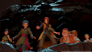 Скриншоты Dragon Quest 11: Echoes of an Elusive Age / Картинка 63