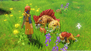 Скриншоты Dragon Quest 11: Echoes of an Elusive Age / Картинка 67