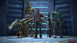 Скриншоты Guardians of the Galaxy: The Telltale Series / Картинка 68