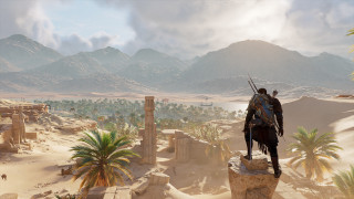 Скриншот Assassins Creed: Origins