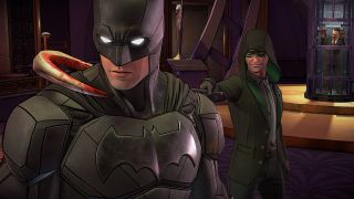 Скриншоты Batman: The Enemy Within / Картинка 72