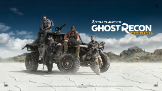 Арт Tom Clancy's Ghost Recon: Wildlands / Картинка 12
