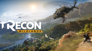Арт Tom Clancy's Ghost Recon: Wildlands / Картинка 13