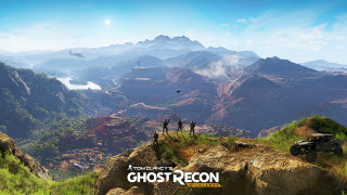 Арт Tom Clancy's Ghost Recon: Wildlands / Картинка 14