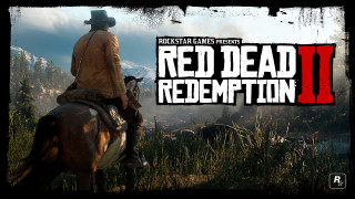 Арт Red Dead Redemption 2 / Картинка 12