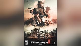 Арт Red Dead Redemption 2 / Картинка 59