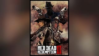 Арт Red Dead Redemption 2 / Картинка 62
