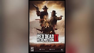 Арт Red Dead Redemption 2 / Картинка 64