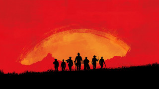 Арт Red Dead Redemption 2 / Картинка 8