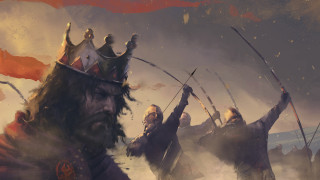 Скриншот Total War Saga: Thrones of Britannia
