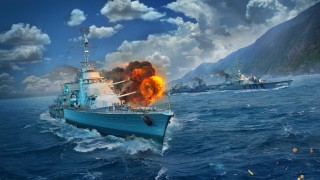 Арт World of Warships / Картинка 179