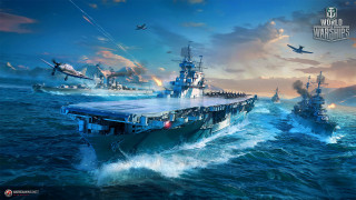 Арт World of Warships / Картинка 144