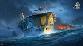 Арт World of Warships / Картинка 146