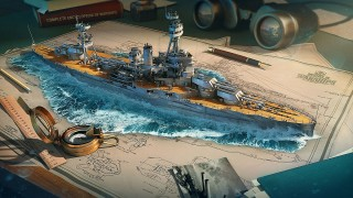 Арт World of Warships / Картинка 157