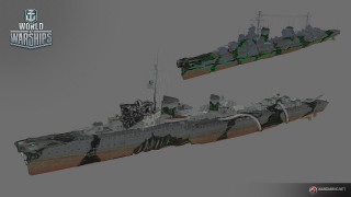 Арт World of Warships / Картинка 133