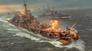 Арт World of Warships / Картинка 170