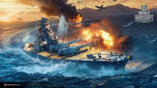 Арт World of Warships / Картинка 168