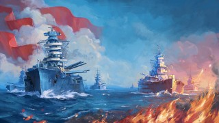 Арт World of Warships / Картинка 160