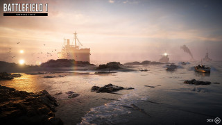 Скриншот Battlefield 1: Turning Tides