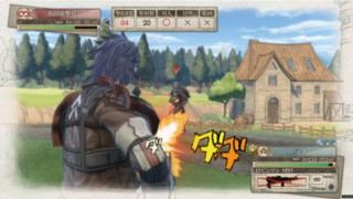 Скриншот Valkyria Chronicles 4