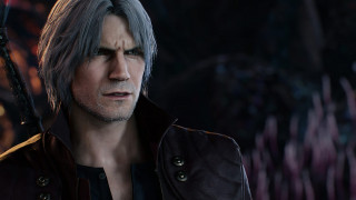 Скриншот Devil May Cry 5