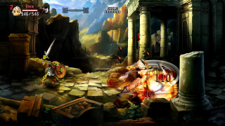Скриншот Dragon's Crown Pro