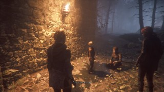Скриншот A Plague Tale: Innocence