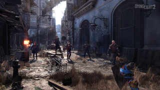 Скриншот Dying Light 2