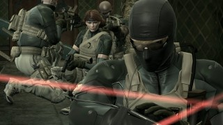 Скриншоты Metal Gear Solid 4: Guns of the Patriots / Картинка 61