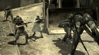 Скриншоты Metal Gear Solid 4: Guns of the Patriots / Картинка 62