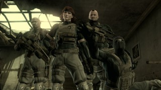 Скриншоты Metal Gear Solid 4: Guns of the Patriots / Картинка 63