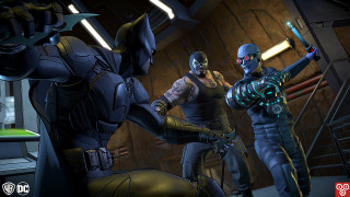 Скриншоты Batman: The Enemy Within - Episode 4: What Ails You / Картинка 72