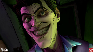 Скриншоты Batman: The Enemy Within - Episode 4: What Ails You / Картинка 70
