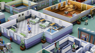 Скриншот Two Point Hospital