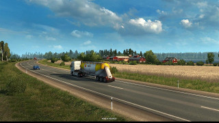 Скриншоты Euro Truck Simulator 2 - Beyond the Baltic Sea / Картинка 66
