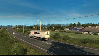 Скриншоты Euro Truck Simulator 2 - Beyond the Baltic Sea / Картинка 69