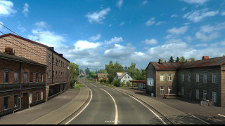 Скриншоты Euro Truck Simulator 2 - Beyond the Baltic Sea / Картинка 71