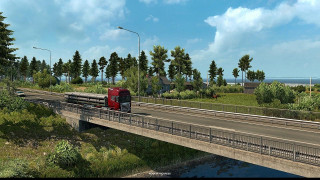 Скриншоты Euro Truck Simulator 2 - Beyond the Baltic Sea / Картинка 72